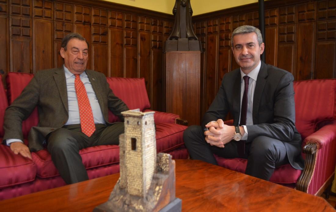 Álvaro Gutiérrez y Manuel Gutiérrez