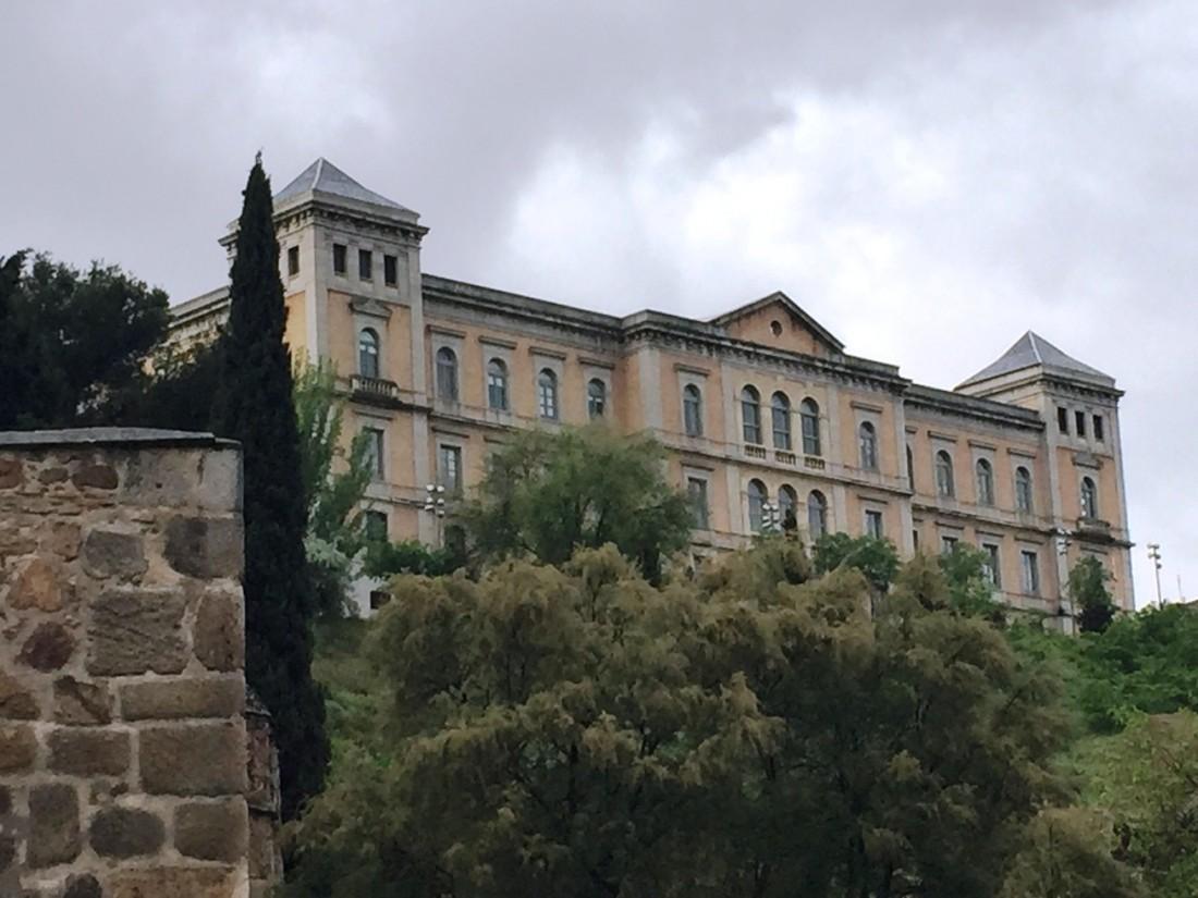 Fachada Diputación de Toledo