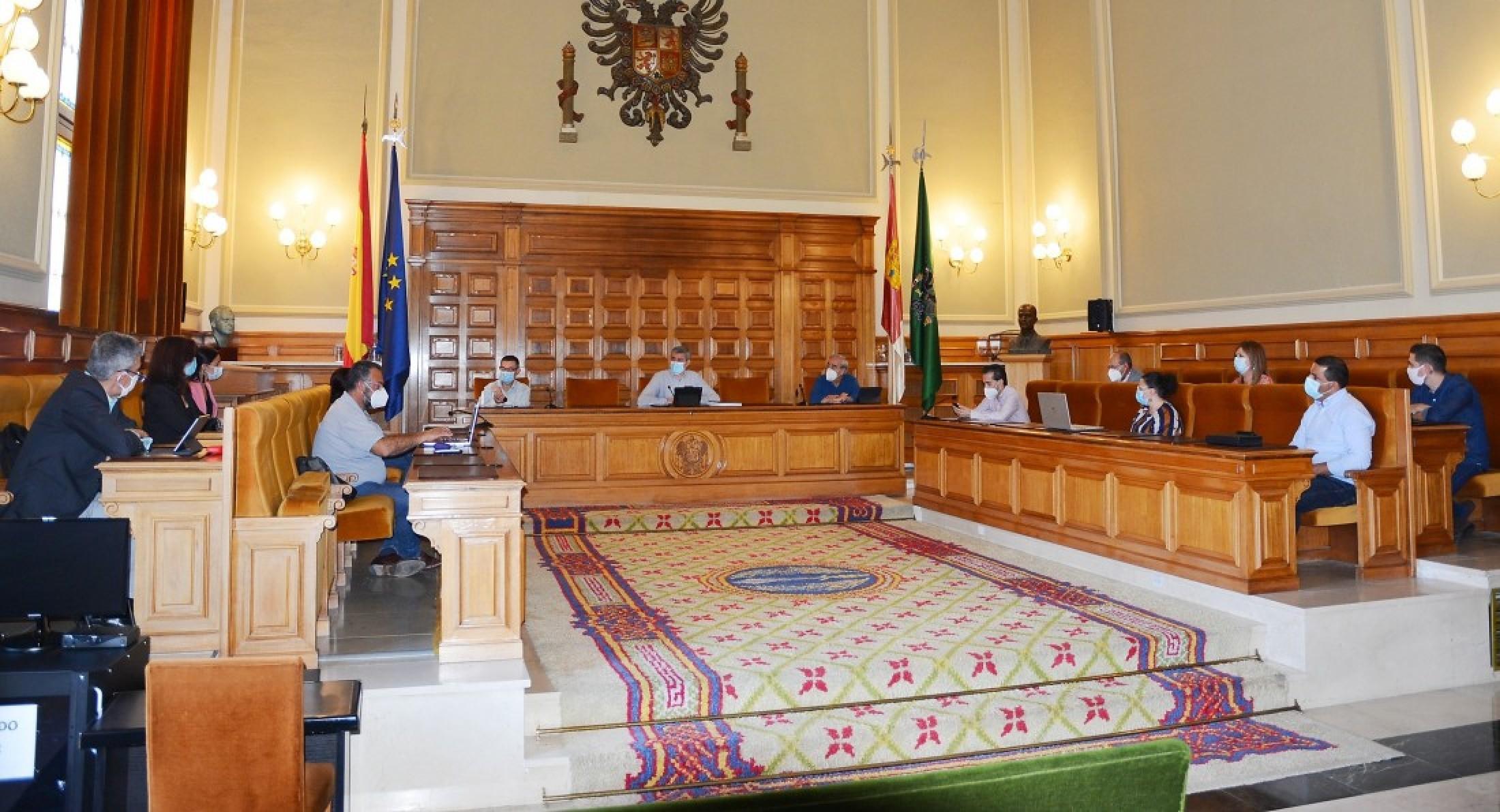 Junta de Gobierno de la Diputación de Toledo (archivo)