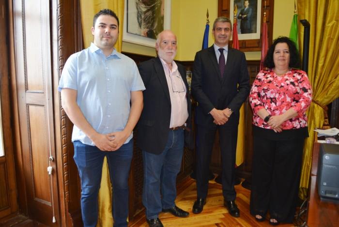 Convenio Diputación-Camuñas