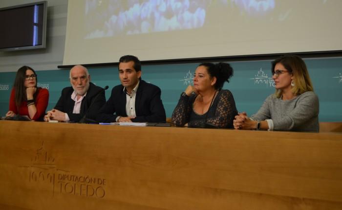 Jaime Corregidor y Carmen Cano durante la presentación del balance de