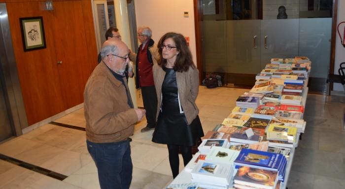 Ana Gómez y Ventura Leblic
