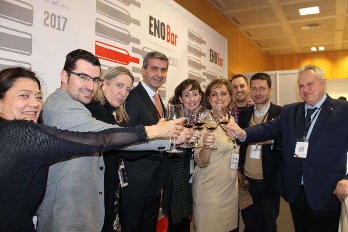 Álvaro Gutiérrez foto Enofusión 2017