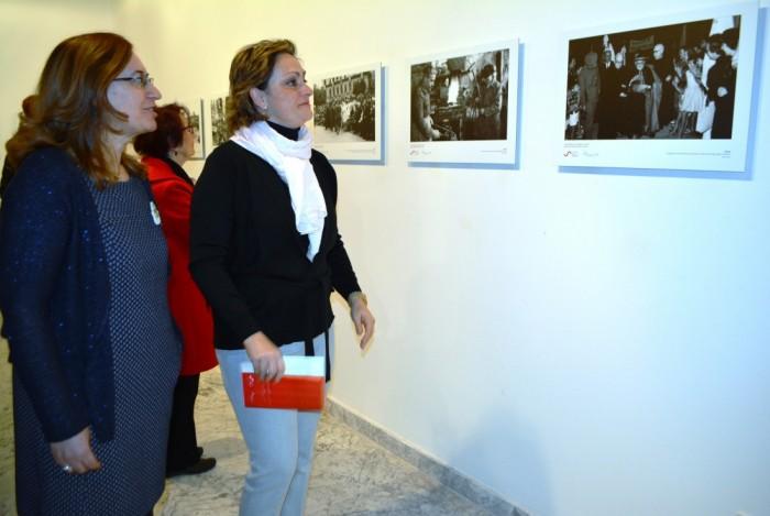 La exposición en San Clemente