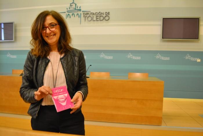 Ana Gómez presenta él festival Únicas