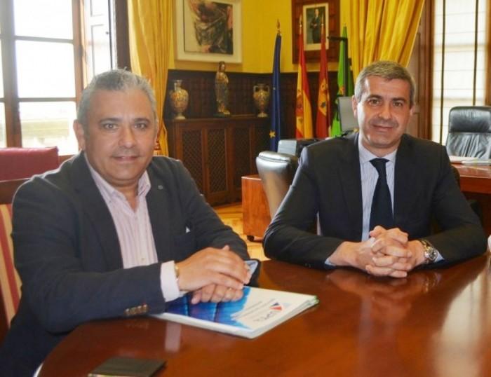 Álvaro Gutiérrez y Cesar García (Archivo)