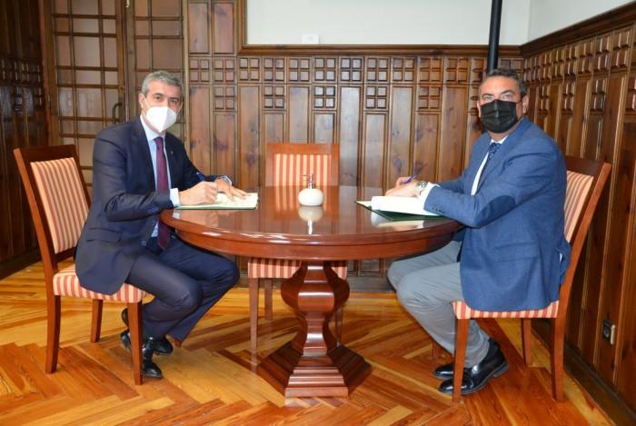 Álvaro Gutiérrez y Saturnino Gómez (AECA) (Archivo)