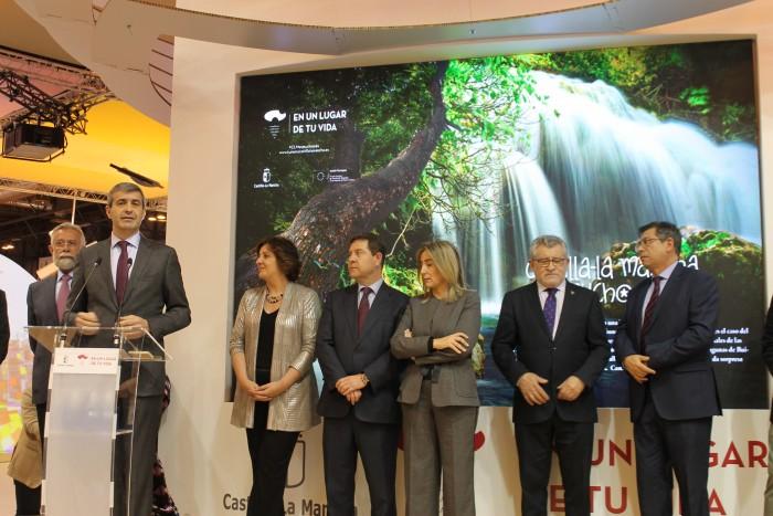 Foto inauguración Castilla-La Mancha