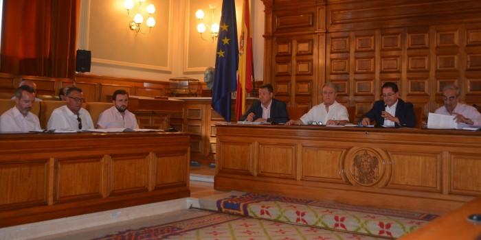 Reunión hoy de la Junta del Consorcio Provincial de Extinción de Incendios y Salvamentos de Toledo
