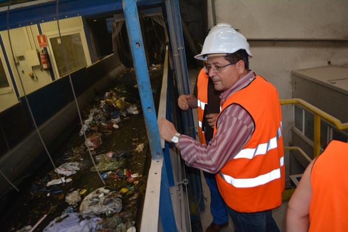 Tomás Villarrubia en el Ecoparque