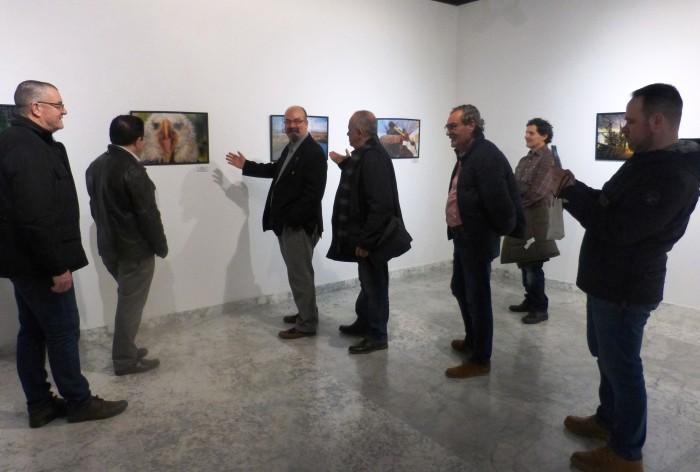 Exposición de la AFT en San Clemente