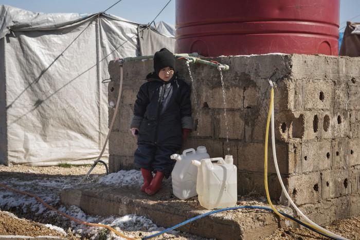 Foto proyecto Siria