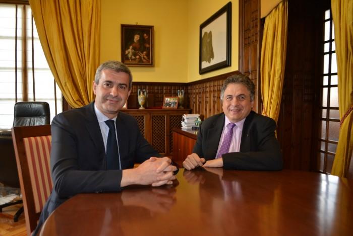 Reunión Diputación-ONCE