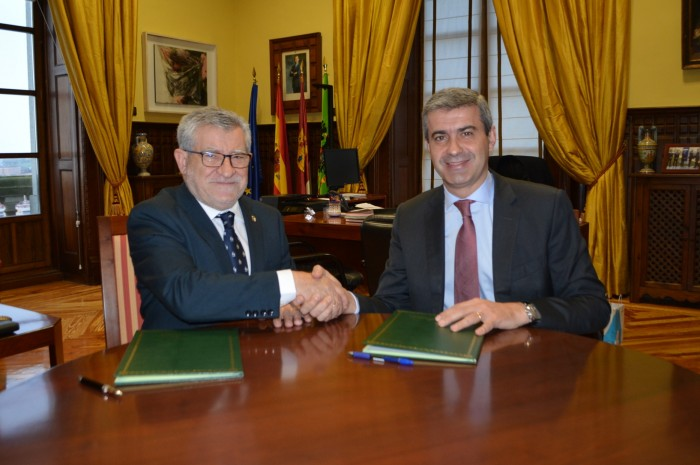 Álvaro Gutiérrez y Ángel Felpeto