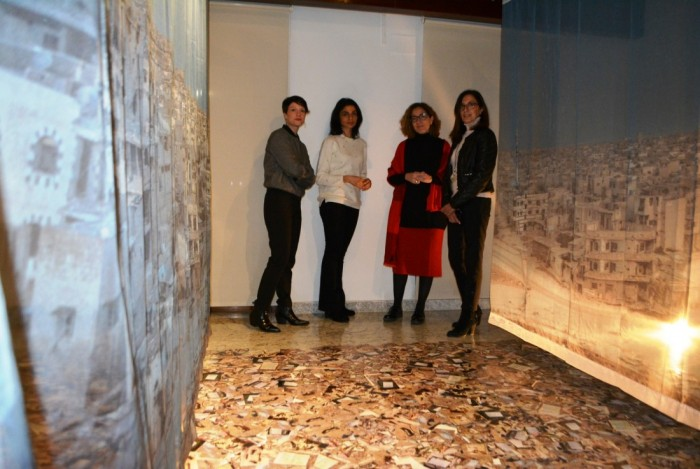 Inauguración exposición fotográfica sobre Siria