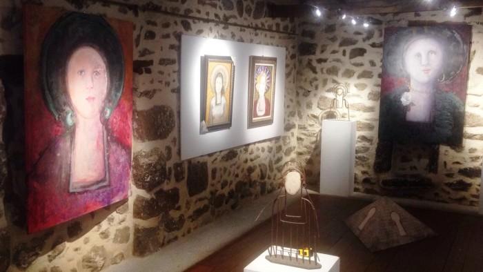 Sala Exposiciones Melque Mis dulcineas de Melque (Archivo)