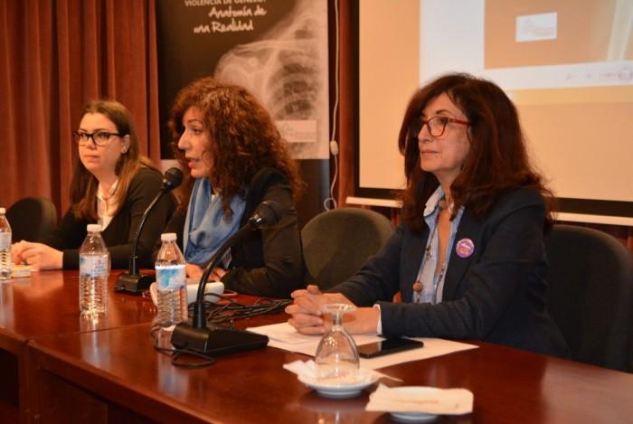 Ana Gómez, vicepresidenta de Igualdad, en una imagen de archivo