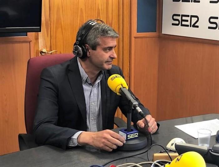 Álvaro Gutiérrez foto archivo SER