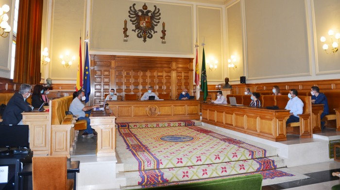 Foto reunión Gobierno provincial