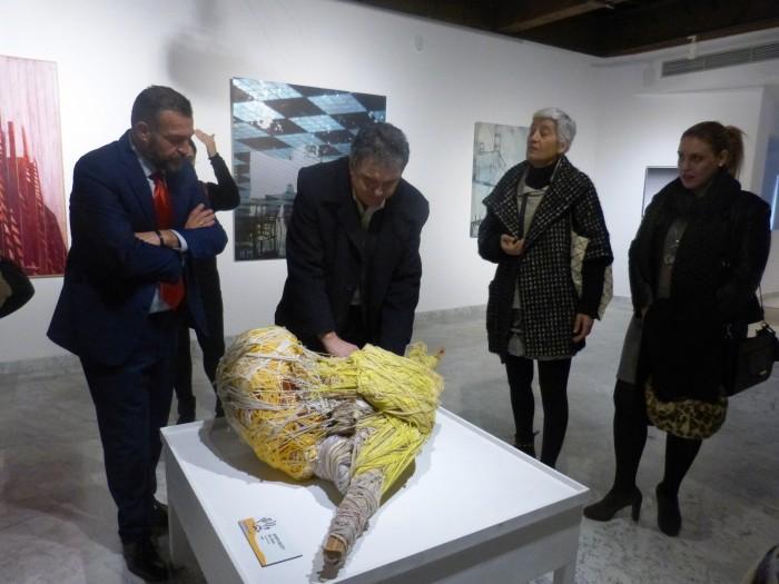 Exposición de la ONCE