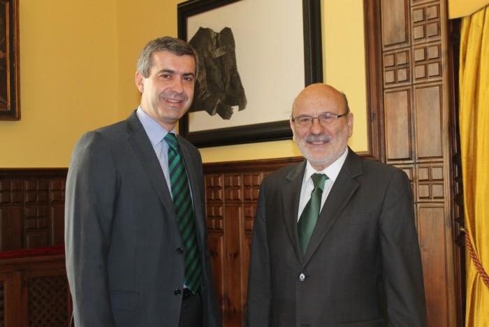Álvaro Gutiérrez y Manuel Lanza (Archivo)