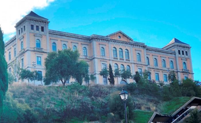 Fachada dela Diputación de Toledo