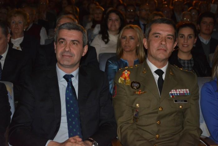 Álvaro Gutiérrez y Francisco Javier Marcos
