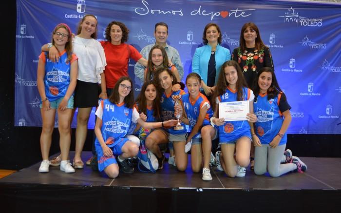 Fábrica de Valores Baloncesto Femenino