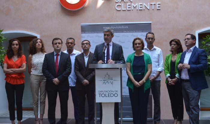 Álvaro Gutiérrez y su Gobierno avanzaron los próximos proyectos