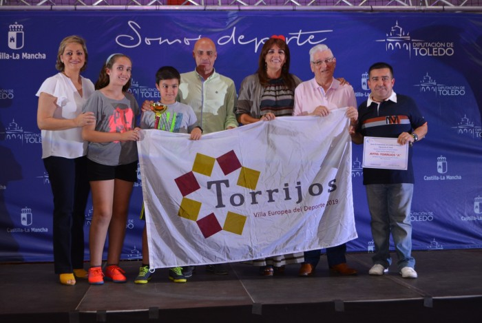 Premio Ayuntamiento Torrijos