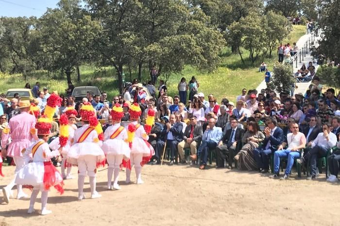 Danzantes en Méntrida