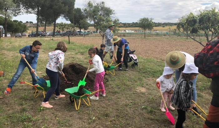 Talleres para niños en El Borril