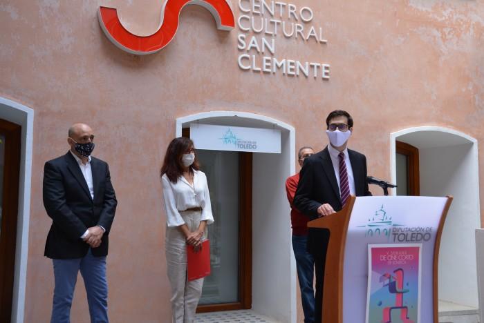 Intervención del alcalde de Sonseca