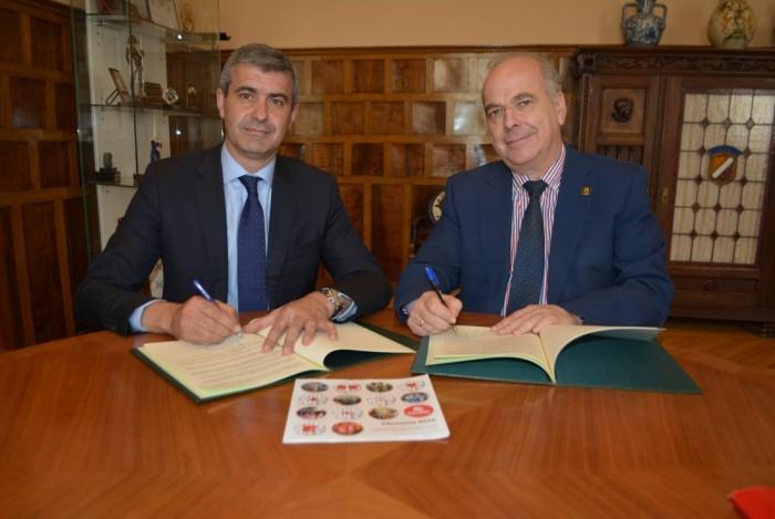 Álvaro Gutiérrez y Antonio Espíldora