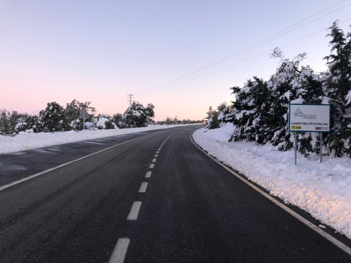 Carretera de la red provincial