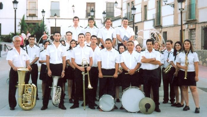 Foto de archivo de la Banda de Música de Polán