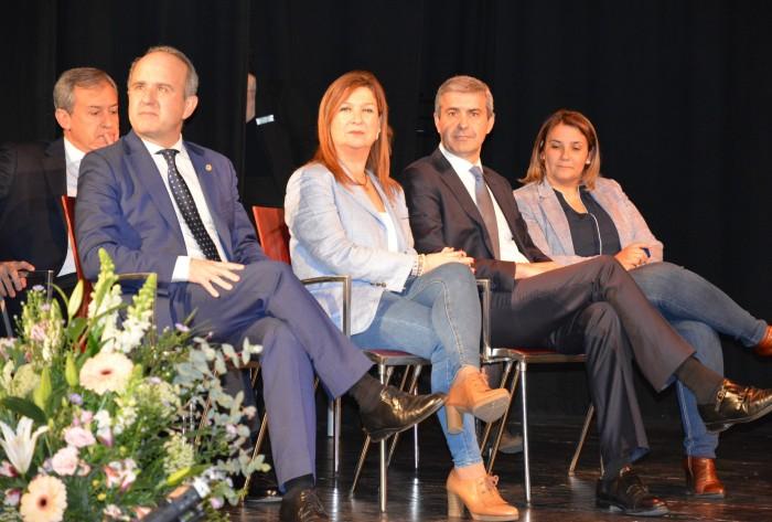 Un momento celebrado en el centro cultura Rafael Morales de Talavera de la Reina