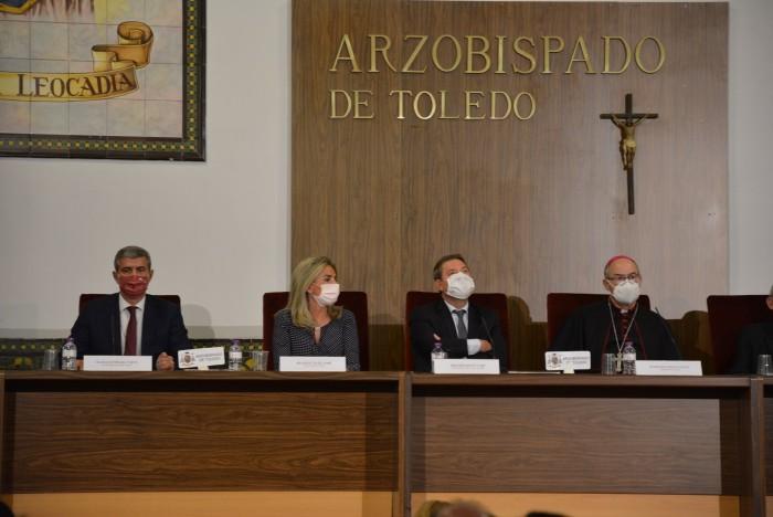 Un momento de la presentación del libro editado por la Diputación