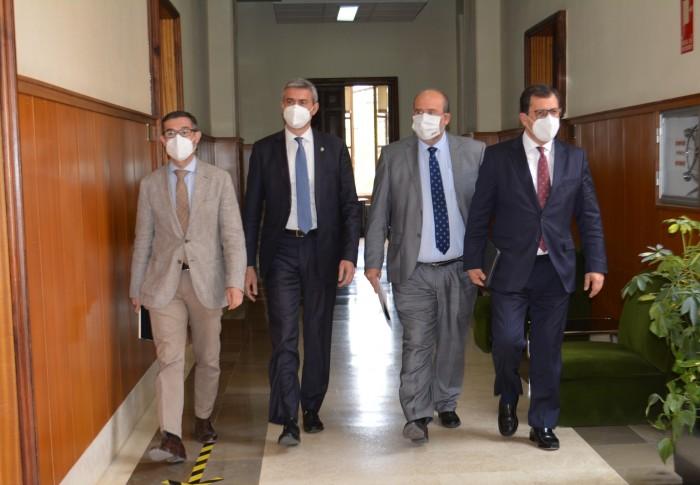 Gutiérrez, Guijarro, Muñoz y Úbeda