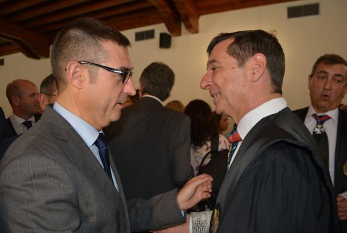 Fernando Muñoz y Juan Ramón Brigidano