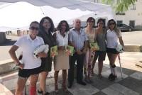 Presentación del programa en Pelahustán