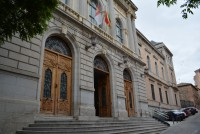 Facha principal Diputación de Toledo