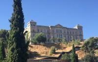 Foto de archivo de la fachada de la Diputación de Toledo