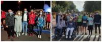 La Diputación con el deporte popular y solidario