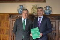 Álvaro Gutiérrez y Javier López