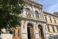 Fachada principal Diputación de Toledo