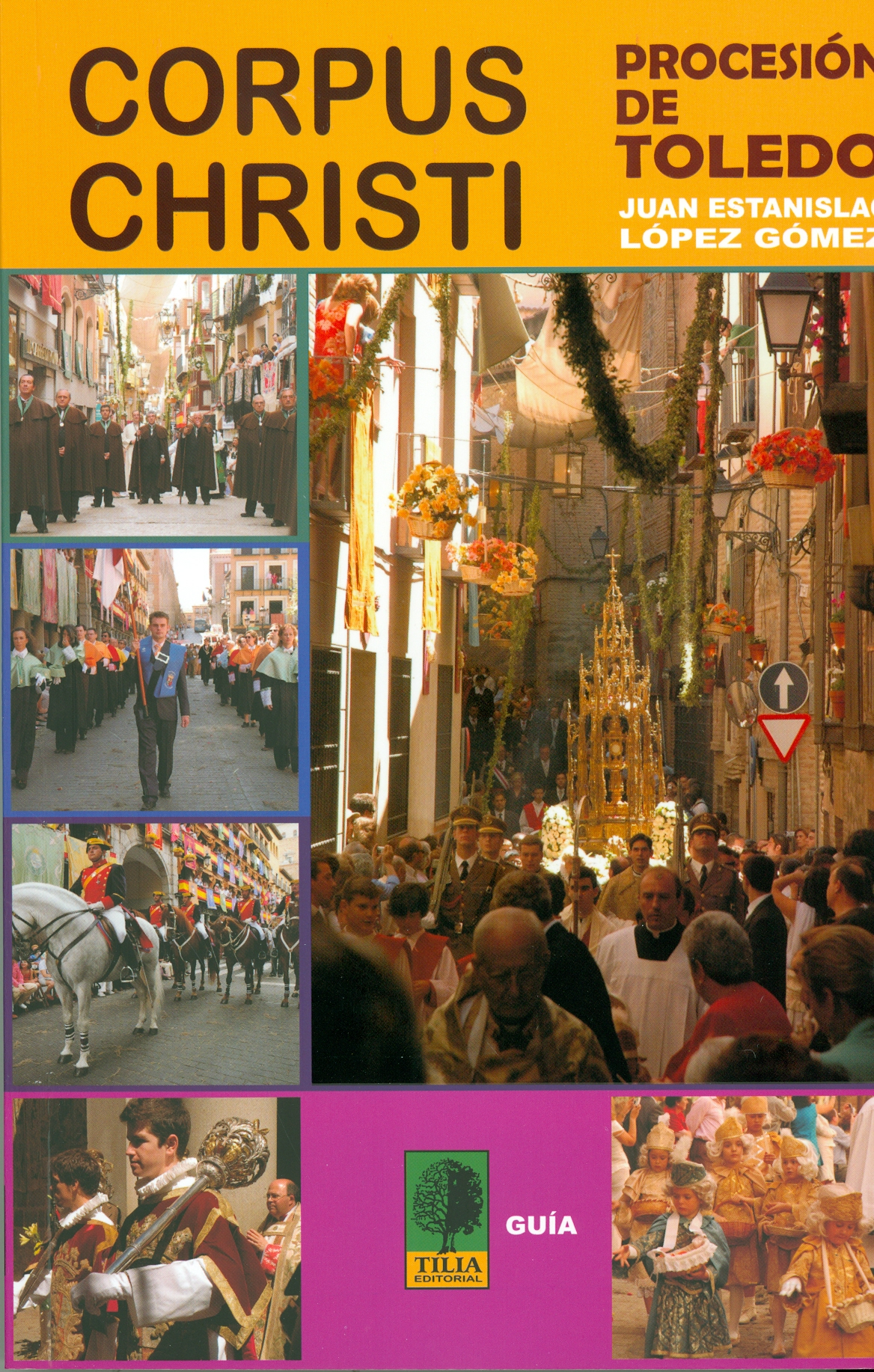 Corpus Christi precesión de Toledo