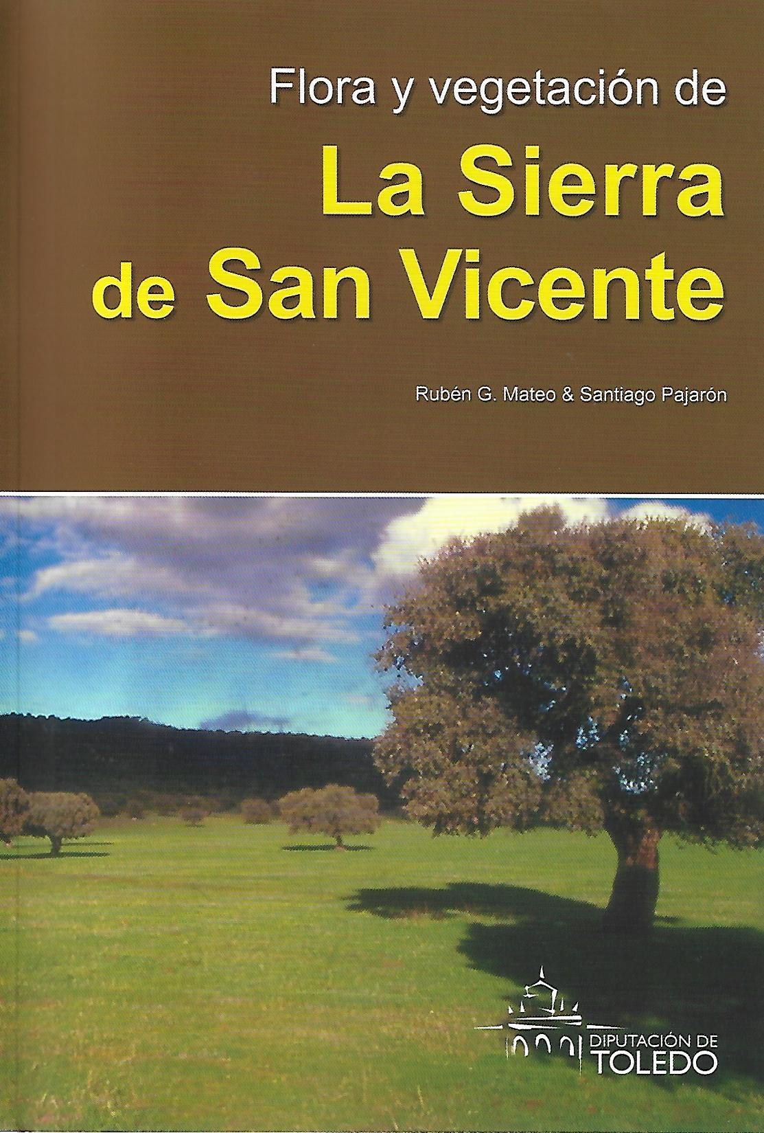 Flora y vegetación de la Sierra de San Vicente