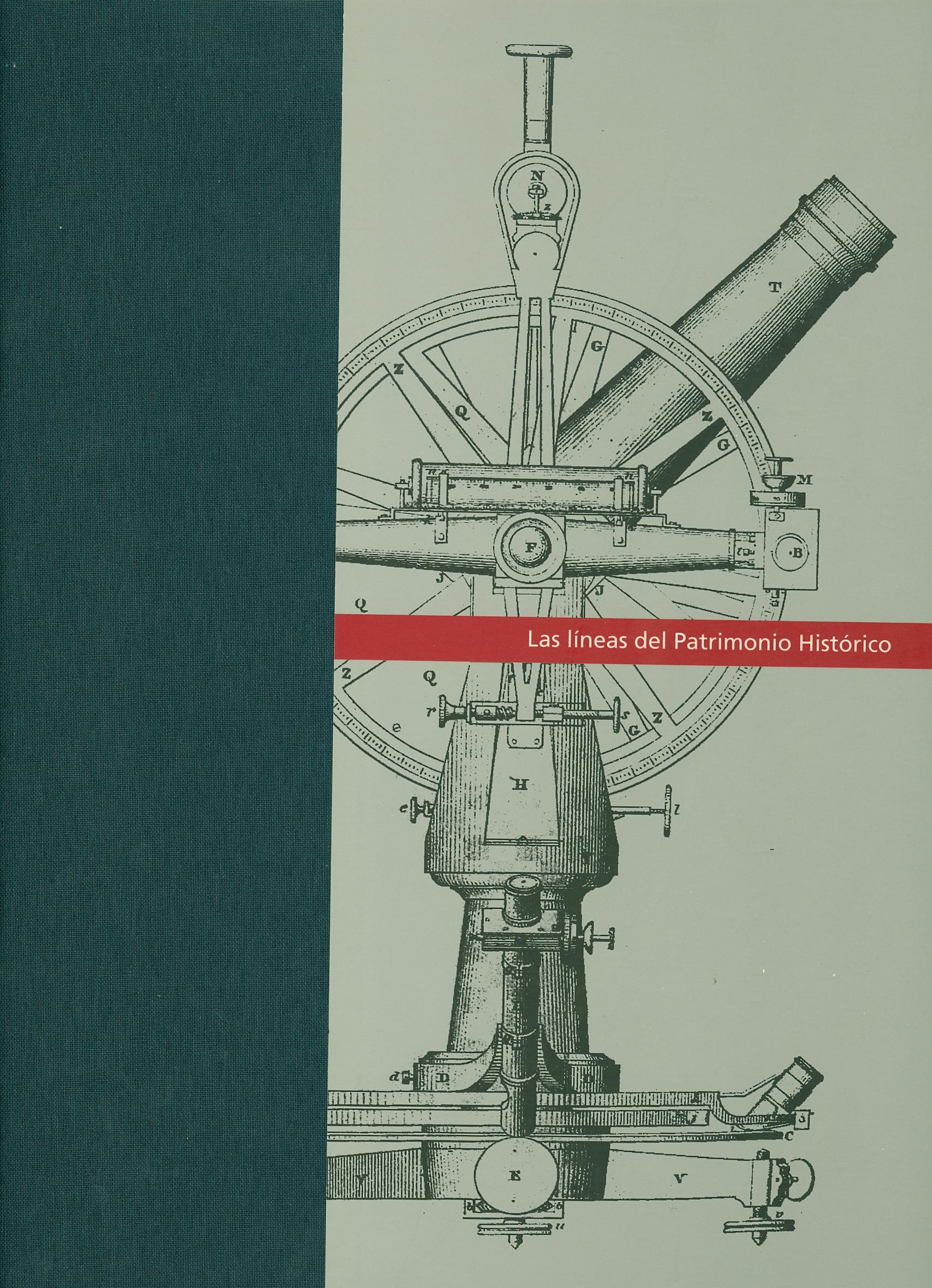 Las Líneas de patrimonio histórico. Planos del siglo XIX de la provincia de Toledo I, II, III