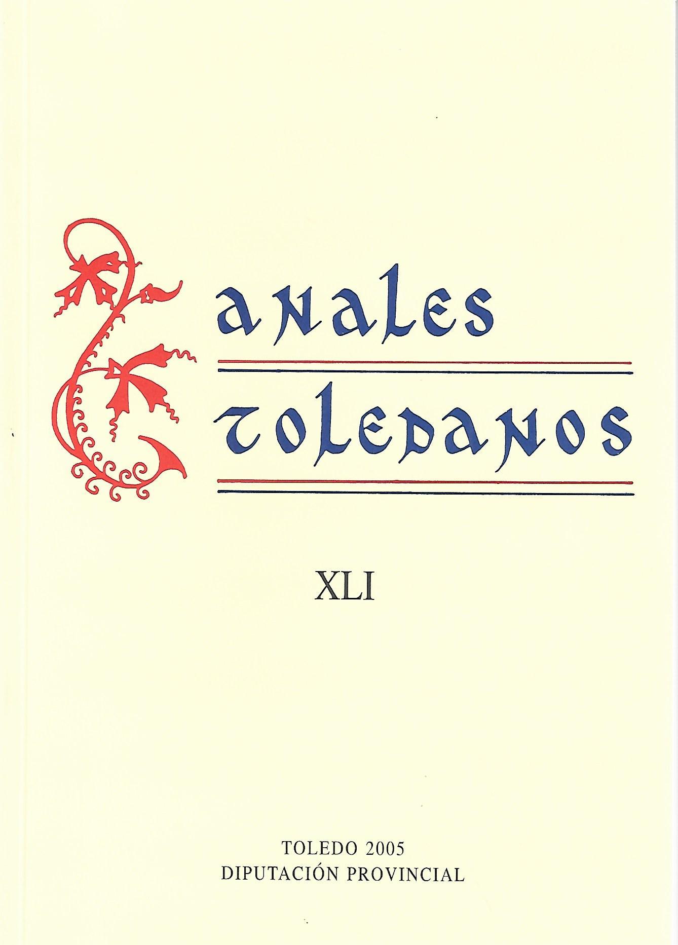 Anales Toledanos XLI